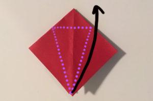 折り紙 英語で説明