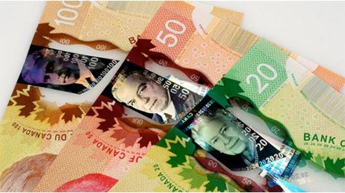 カナダ お金 種類