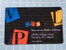 vpl card