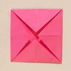 ぱくぱく 英語 折り紙