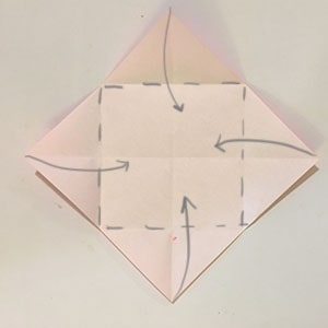 折り紙 パクパク