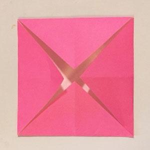 パクパク 折り紙