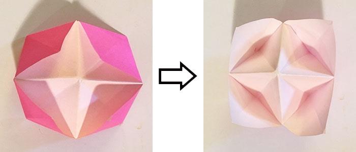 折り紙 パクパク 英語