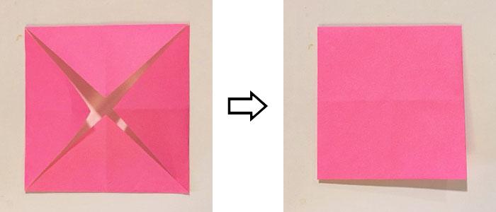 ぱくぱく 折り紙 英語