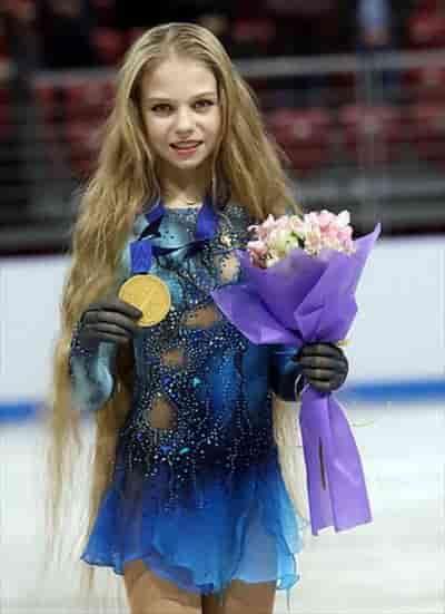 スケート ロシア