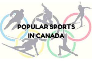 カナダで人気&有名なスポーツランキングTOP10!アイスホッケーは何位?